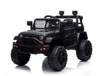 08506 - Dětské elektrické auto jeep, 12V, na dálkové ovládání, dva motory, MP3