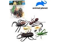 07518 - Zvířáka hmyz, 6 ks, 16,5 cm