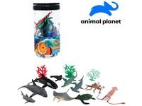 07530 - Zvířátka mořská, mobilní aplikace pro zobrazení zvířátek, 13 ks, 20,1 cm