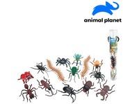 07556 - Zvířátka v tubě -hmyz, 4 - 12 cm, mobilní aplikace pro zobrazení zvířátek, 14 ks