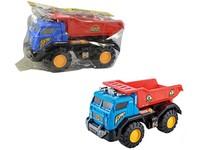07599 - Auto stavební, volná kola, 39,5 x 22 x 19,5 cm