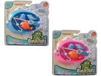 07653 - Hra rybičky, do vany, 32,5 x 4,5 x 33 cm