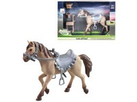 07746 - Kůň  s přsílušenstvím, 20 cm