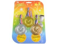 07879 - Medaile olympijské