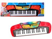 07990 - Piáno elektronické 37 kláves, 17x52x5cm