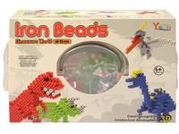 08062 - Korálky dinosauři, 3D, 3000 ks