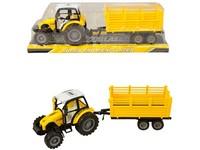 08161 - Traktor s vlečkou na setrvačník