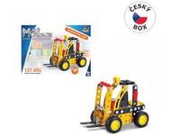 08335 - Malý mechanik - vysokozdvižný vozík 127 ks