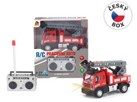 08451 - Auto hasičské na dálkové ovládání