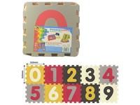 08780 - Puzzle s čísly, 10 ks
