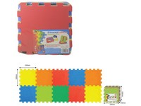 08781 - Puzzle barevné, 10 ks