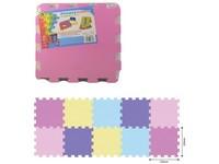 08782 - Puzzle barevné, 10 ks