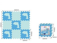 08785 - Puzzle s delfíny, 20 ks