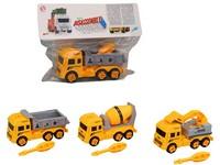 10021 - Auto nákladní ke šroubování