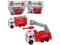 10022 - Auto hasičské na šroubování, 12 cm