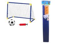 10632 - Branka fotbalová, 108 cm, s příslušenstvím