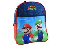 10683 - Junior backpack Super Mario, objem batohu 7,75  l
