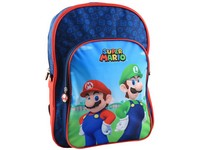 10687 - Backpack 2 compartments Super Mario, objem batohu 19,5 l