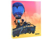 10692 - Ringbinder A4 PP Battle Bus Fortnite