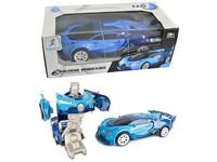 11783 - Transformer modrý sporťák