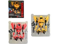 11801 - Transformer robot 17 cm