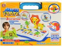 11391 - 3D puzzle ke šroubování, 30 cm