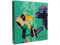 12624 - Pořadač Minecraft A4