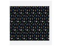 12625 - Balící papír Minecraft 70 cm x 2 m