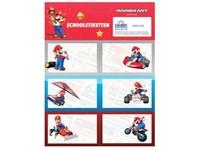 12631 - Samolepky Super Mario 18 ks
