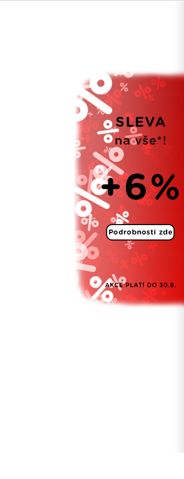 Sleva +6%